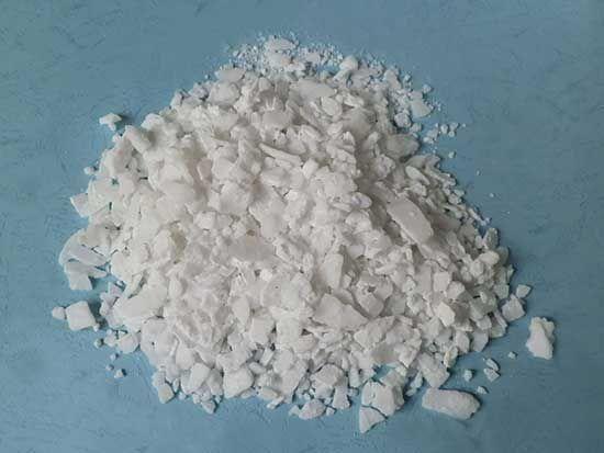 工业级氯化钙74%片状